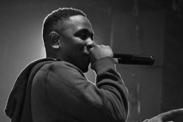 Kendrick Lamar (Front)