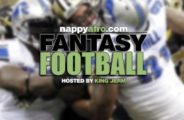 Fantasy Football 2011 (Week 13) (Front)