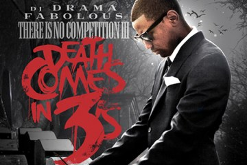 There Is No Competition-Death Comes In 3's (Front)