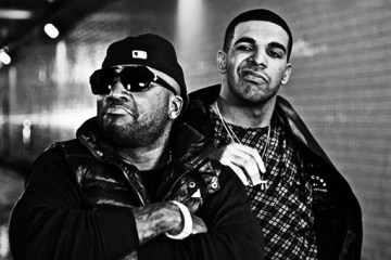 Jeezy & Drizzy (Front)