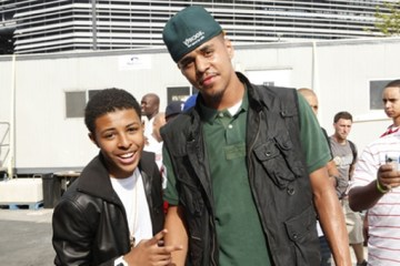 Diggy & Cole (Front)