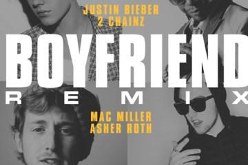 Boyfriend (Remix) (Front)