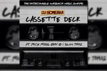 Cassette Deck (Front)