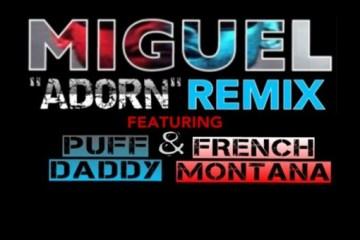 Adorn (Remix) (Front)