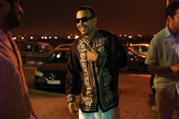 French Montana (Front)