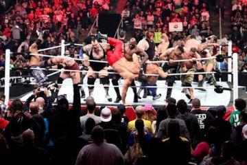 Royal Rumble 2013 (Front)