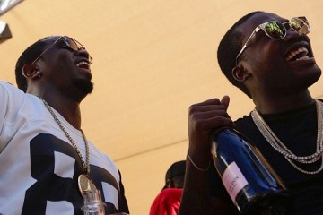 Diddy & Meek Front