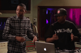 DJ Premier Premieres Game-Changing Beats Front