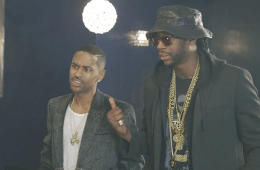 2 Chainz & Big Sean Drink Diamond-Infused Vodka