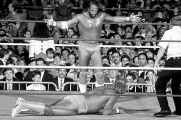 Macho Over Hulk