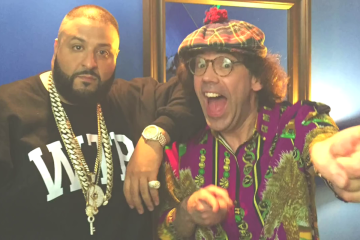 Nardwuar vs. DJ Khaled Front