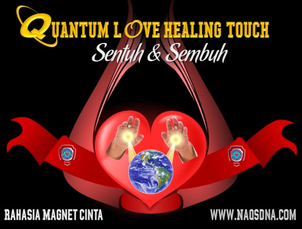 Quantum Love Healing Touch