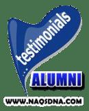 testimonials ALUMNI
