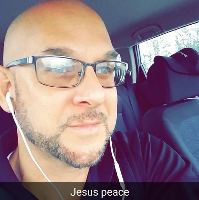 Don Gutierrez - Jesus Peace - Romans 10 13 - Sharing Your Life