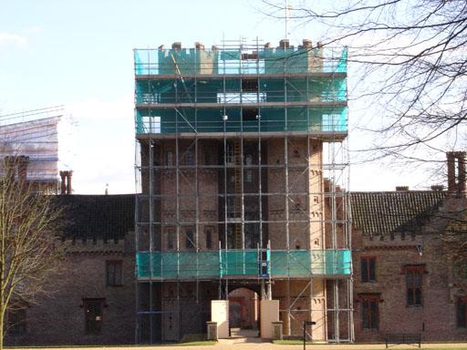 Restoration of Oxborough Hall