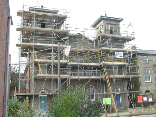 Independent scaffolding - Tube & Fitting