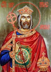 Свети Цар Борис I Михаил