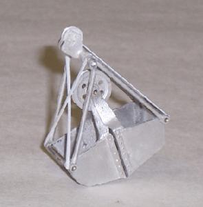 O Scale Hoists And Cranes Narrow Gauge Modeling Co