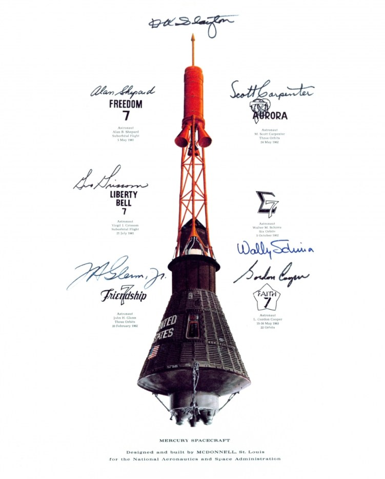 Mercury Spacecraft