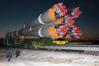 Modern Soyuz Spacecraft