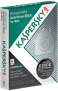 Kaspersky Anti-Virus for Mac does not shutdown