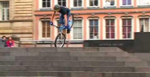 Trick bike