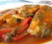 Рыба по – Марокански