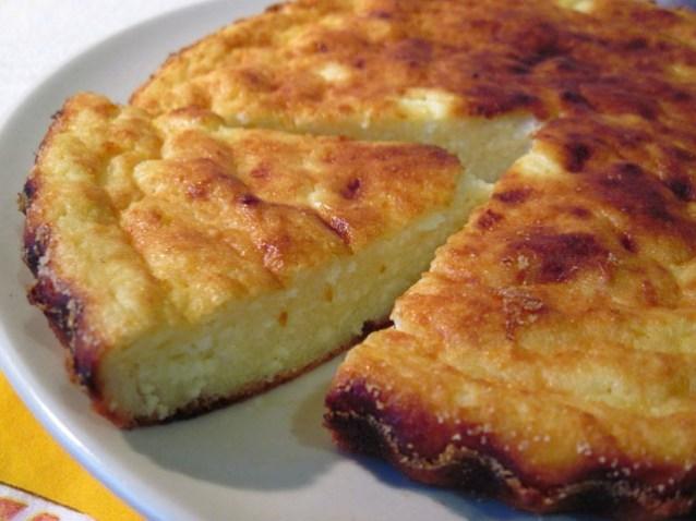 Сырная запеканка рецепт с фото в духовке
