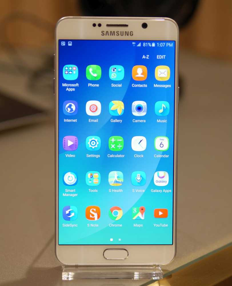 Latest Samsung Galaxy Note 5 Android Security Updates Rolling Out