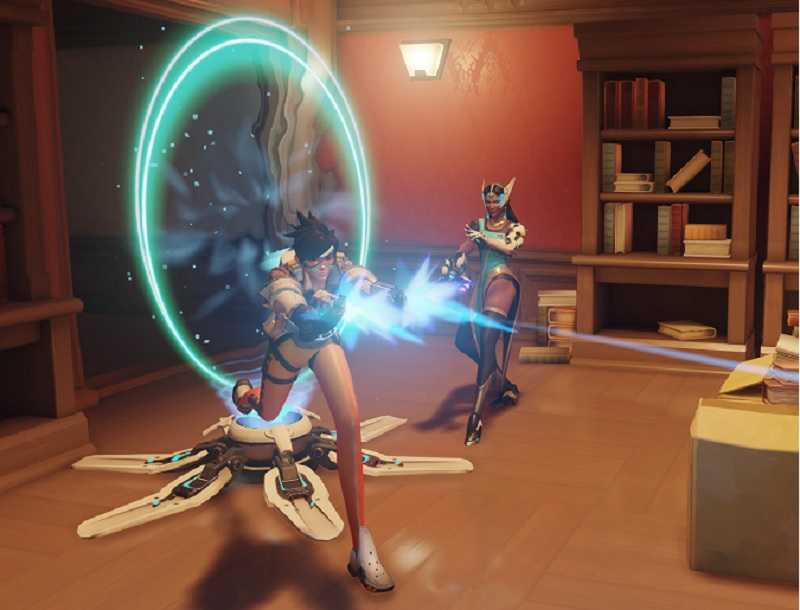 New Overwatch Easter egg is Blizzard's tribute to fan who died