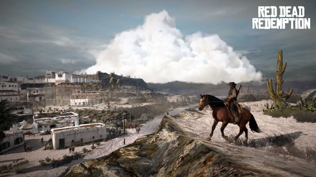 Red Dead Redemption Performs Better on Xbox One