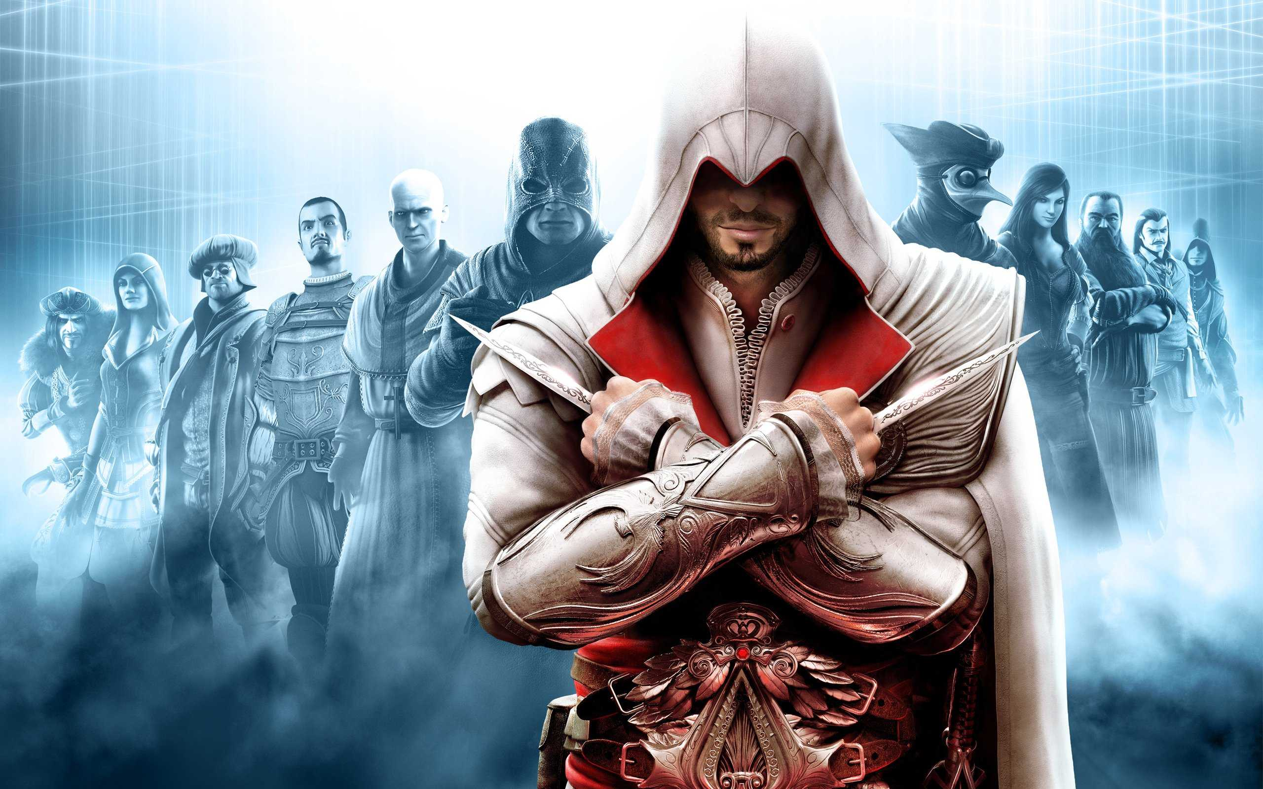 Assassin's Creed: The Ezio Collection Coming to PS4 and Xbox One