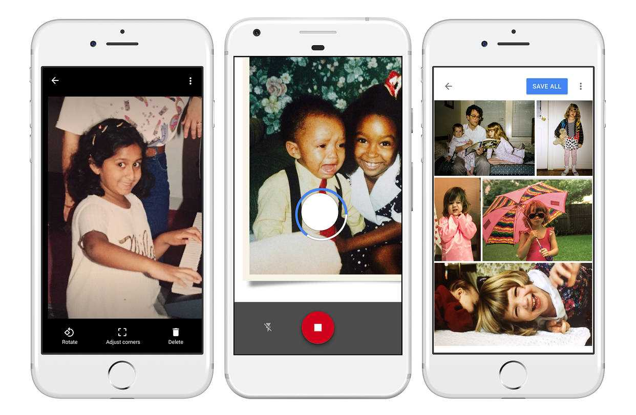 New app by Google lets you scan print photos