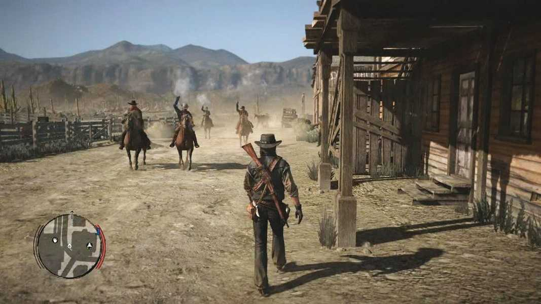 Red Dead Redemption 2 will offer