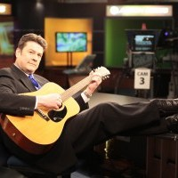 Stephen Clark: The Country Singing/Songwriting News Anchor