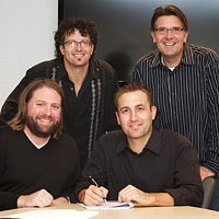 Nashville's Parallel Music Publishing Signs Its First Songwriter