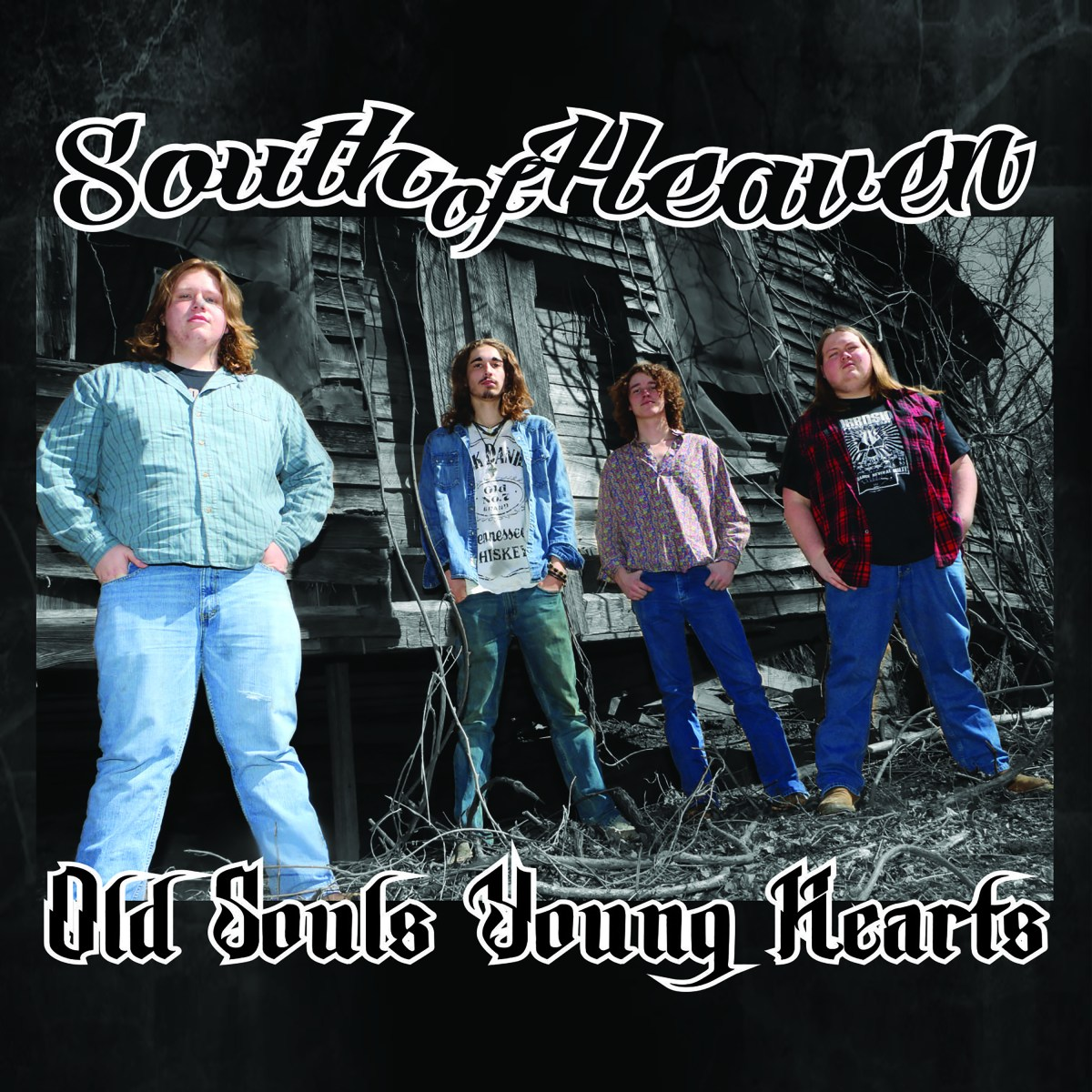 Teen Southern Rock Band, South Of Heaven Release Debut Album; Old Souls Young Hearts