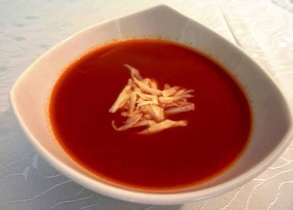 Domates Çorbası Nasıl Yapılabilir