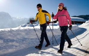karda kaymadan nasıl yürünür