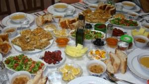 Sağlıklı iftar yemekleri
