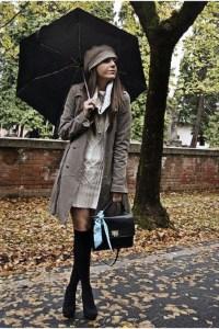 Yağmurlu havada nasıl giyinir