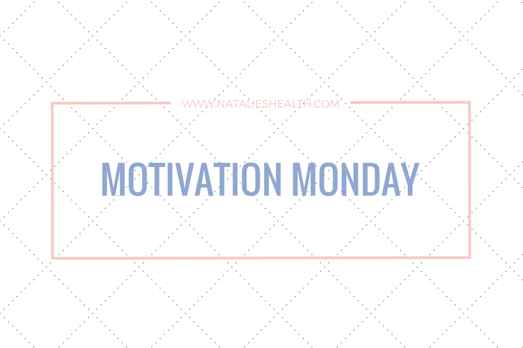 Motivation monday #6
