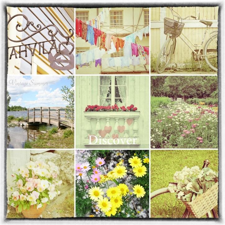 Vintage Summer Finland