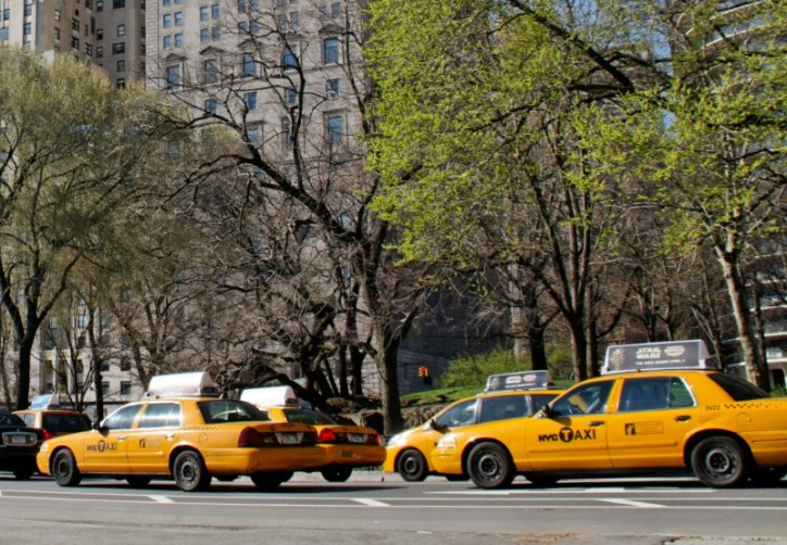 yellow cabs featured