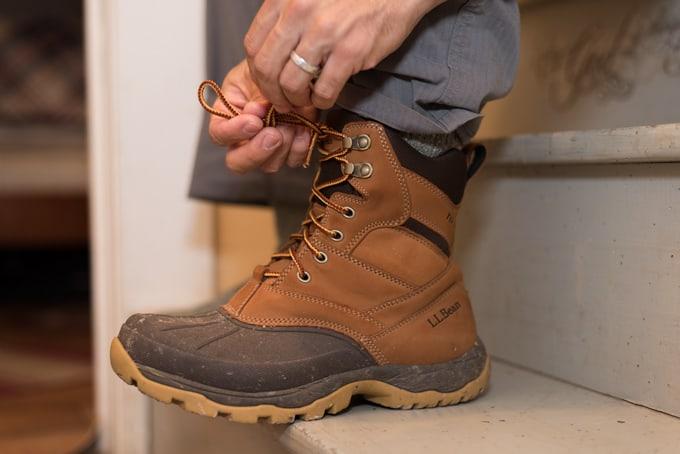 man-boots