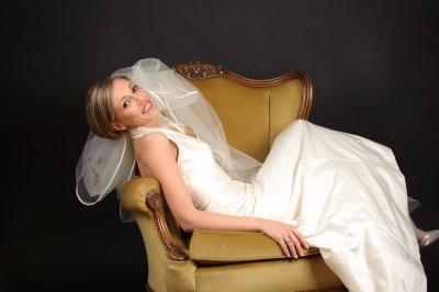 Beautiful & happy bride