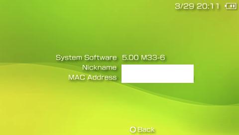 Making ScreenShots On A CFW PSP