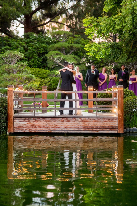 Earl Burns Miller Japanese Gardens Csulb Long Beach Elizabeth Eric Weddings Orange
