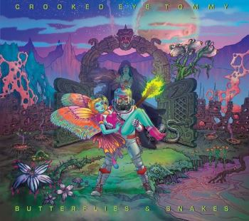 CrookedEyeTommy-ButterfliesSnakes-AlbumArtwork