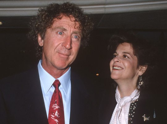gene wilder gilda radner sham marriage